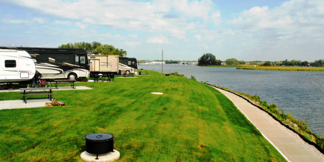 Eastpointe Rv Resort Grand Haven Mi Eprv Campgrounds