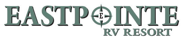 Eastpointe  RV  Resort Logo